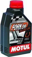 Масло вилочное Fork Oil light/medium Factory Line 7.5W, 1л
