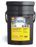 Индустриальное редукторное масло Omala S2 G 320, 18,9л